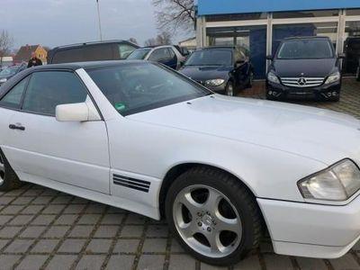gebraucht Mercedes 280 SLAut./Hardtop/Leder