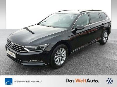 gebraucht VW Passat Variant 2.0 TDI Comfortline Navi AHK ACC