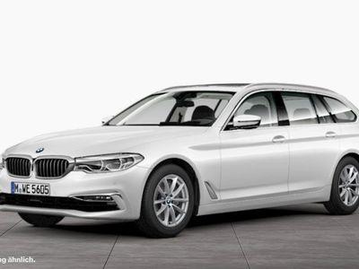 gebraucht BMW 540 i xDr.T.Standh.KomfSitze DrivAss+ACC Lenkradh