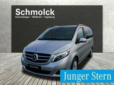 gebraucht Mercedes V220 d ED L NAVI/DISTR/KAMERA/SPUR/LED/8-SITZE