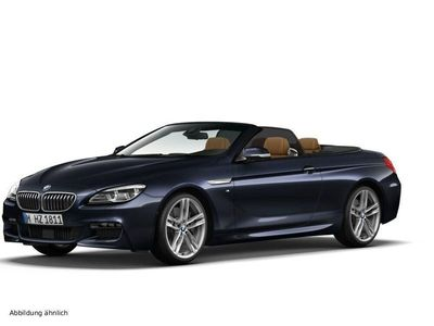 gebraucht BMW 650 Cabriolet i xDrive M Sport Adp.LED+Standhz.+360°