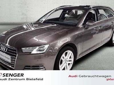 gebraucht Audi A4 Avant Design 1.4TFSI NAVI KLIMA DAB GRA XENON