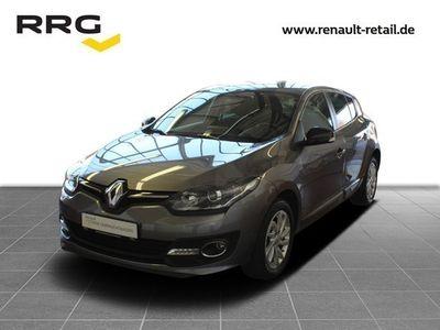 gebraucht Renault Mégane TCe 115 Limited