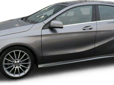 gebraucht Mercedes A180 A 180 AMG Line
