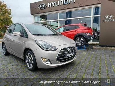 gebraucht Hyundai ix20 1.6 blue Style