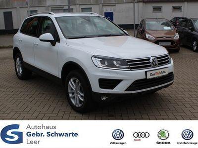 gebraucht VW Touareg 3.0 V6 TDI ACC 360° AHK DAB+