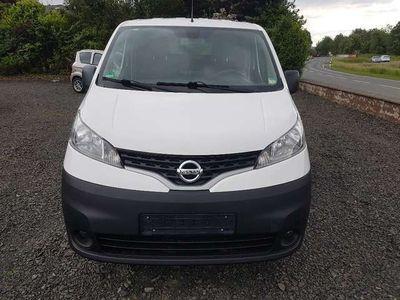gebraucht Nissan NV200 Diesel, TÜV Neu