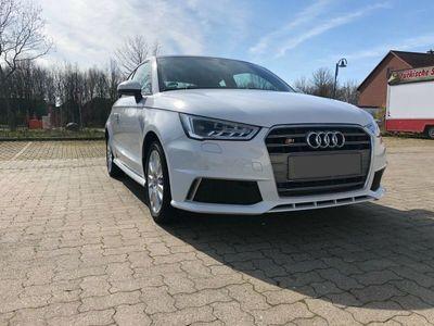 gebraucht Audi S1 2.0 TFSI quattro Bose; Pano, 8fach...