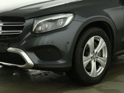 gebraucht Mercedes GLC220 d 4MATIC Park-Assist AHK ILS-LED