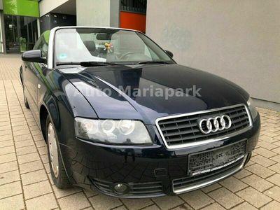 gebraucht Audi A4 Cabriolet 2.4*TÜV*Klima*