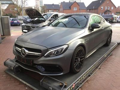 gebraucht Mercedes C63 AMG AMG S Drivers P. Fahrassist. Pano.-Dach LED