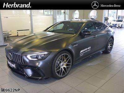 gebraucht Mercedes AMG GT 63 S 4M+ 4-Türer