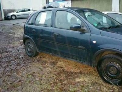 gebraucht Opel Corsa c bj202 rezeviert bis Donnerstag
