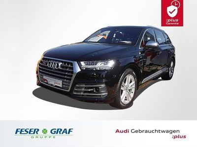 gebraucht Audi SQ7 SQ74.0 TDI quattro 320 kW (435 PS) tiptronic 8-stufig