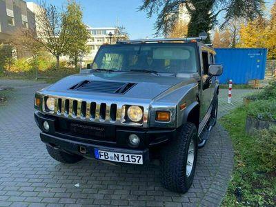 gebraucht Hummer H2 6,0 V8 als SUV/Geländewagen/Pickup in Großwallstadt