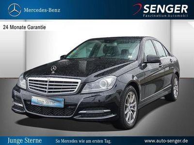 gebraucht Mercedes C200 CDI BlueEFFICIENCY Limousine