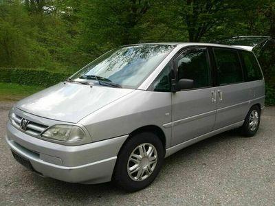 gebraucht Peugeot 806 Tüv bis 03/2023, 7Sitzer,Anhängerkupplung!!!