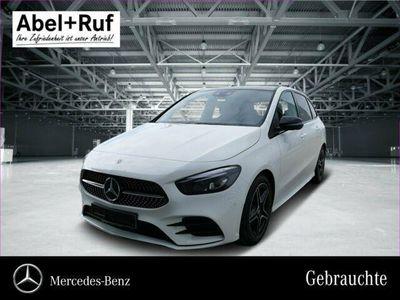 gebraucht Mercedes B200 AMG-Pan --Night Paket