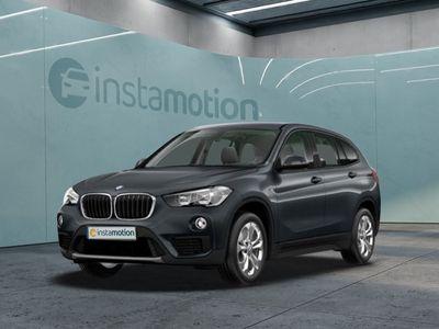 gebraucht BMW X1 X1sDrive 18 d Advantage BusinessPaket Navigation Hifi Sitzheizung