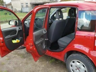käytetty Fiat Panda classic 1,2 EZ 3/2012 unfallfrei rot 40.000km