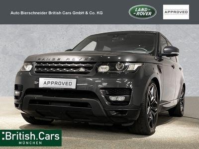 gebraucht Land Rover Range Rover Sport 5.0 V8 NAVI, STANDHEIZUNG, LUFTFEDERUNG, PANORAMA, MERIDIAN, 22