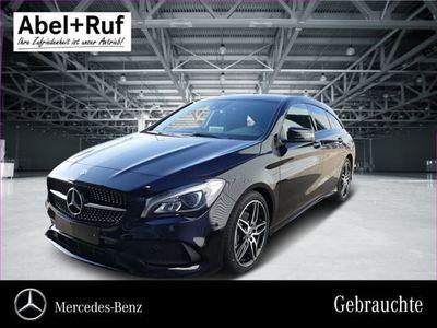 second-hand Mercedes CLA180 Shooting Brake - BENZ- AMG - Night Paket - LED - Rückfahrkamera