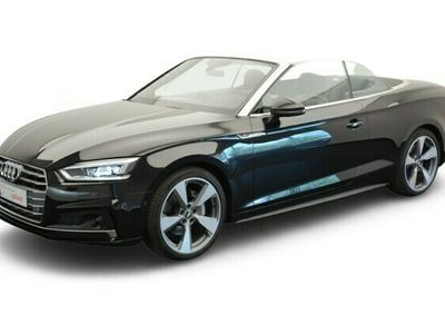 gebraucht Audi A5 Cabriolet 3.0 TDI quattro S-tronic 2xS line