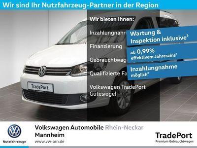 gebraucht VW Caddy Maxi Life 2.0 TDI Highline BMT Automatik AHK Einp