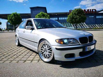 gebraucht BMW 330 E46 i Prins LPG 19 Zoll BBS TÜV 05....