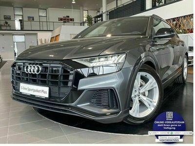 gebraucht Audi Q8 55 TFSI S-line+ ViCo Matrix Nacht ACC B&O AHK
