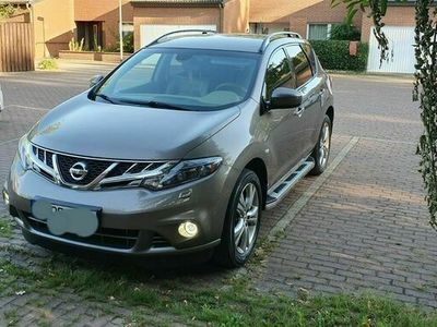 gebraucht Nissan Murano 2.5 D Automatik Executive als SUV/Geländewagen/Pickup in Düsseldorf