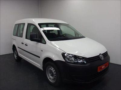 gebraucht VW Caddy Kombi EcoProfi 1.6 TDI Klima/Flügeltüren