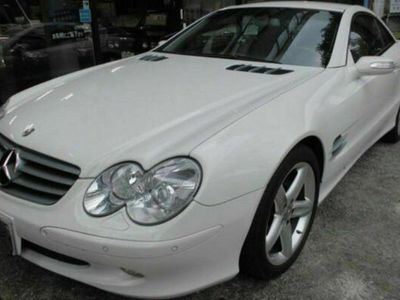 gebraucht Mercedes SL500 2002