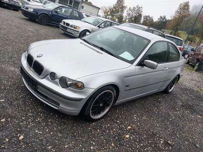 gebraucht BMW 325 ti Compact (E46) Beschreibung!!!!!