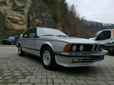 gebraucht BMW 628 CSI Coupe Schiebedach