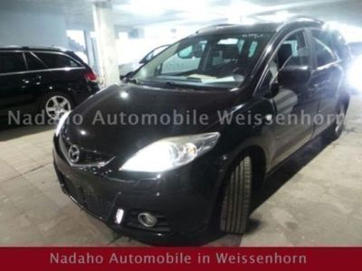 gebraucht Mazda 5 2.0 CD Top XENON LEDER 7.Sitze
