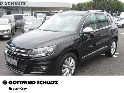 gebraucht VW Tiguan 2.0 TDI Sport & Style - Klima,Sitzheizun