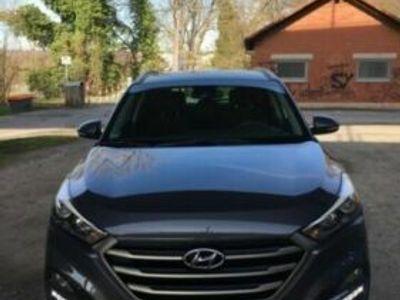 käytetty Hyundai Tucson Intro Edition 4WD Navi/Kamera/SpurAssist
