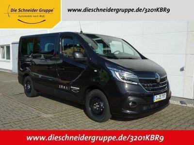 gebraucht Renault Trafic ENERGY dCi 170 EDC 2,9t Combi Life NAVI
