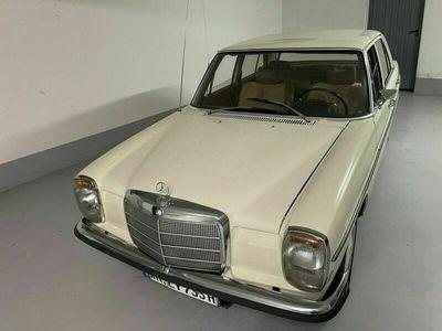 gebraucht Mercedes W115 200 d