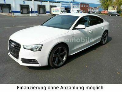 gebraucht Audi A5 Sportback 2.0 TDI quattro S line Sport-