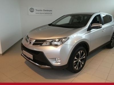 gebraucht Toyota RAV4 2.2 D-4D 4x4 Automatik Edition / Navi