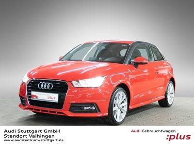 gebraucht Audi A1 1.0 TFSI admired S line Navigation Sitzh. PDC