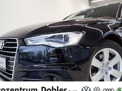 gebraucht Audi A6 Limousine 2.0 TDI S-Tronic Navi ACC LED EURO6