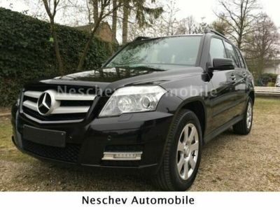 gebraucht Mercedes GLK220 CDI 4MATIC BE 7G-tr. Leder/Navi/Xenon