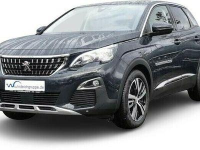 gebraucht Peugeot 3008 Allure 2.0 BlueHDi+Navi+PDC+Klimaautomatik