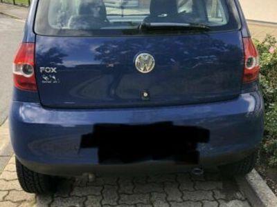 gebraucht VW Fox 1,4 l