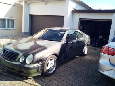 gebraucht Mercedes CLK200 Coupe Kompressor Elegance