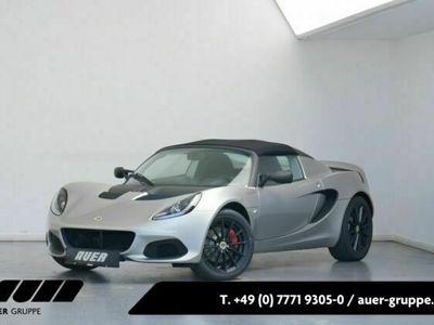 gebraucht Lotus Elise Sport 220 Roadster (Leder)