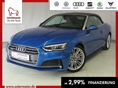 gebraucht Audi A5 Cabriolet sport 45 TFSI quattro 180 kW (245 PS) S tronic